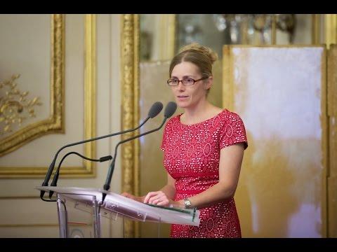 Pascaline Dupas Prix du Meilleur Jeune Economiste 2015