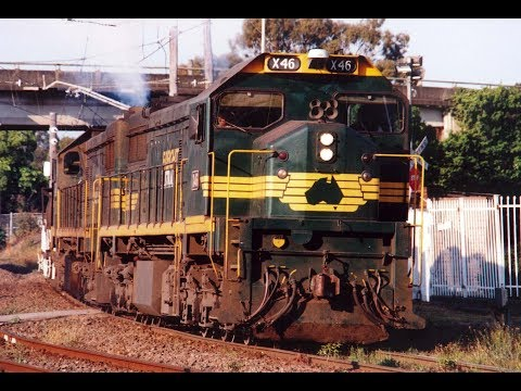 Freight Australia NSW operations - 1999 to 2004