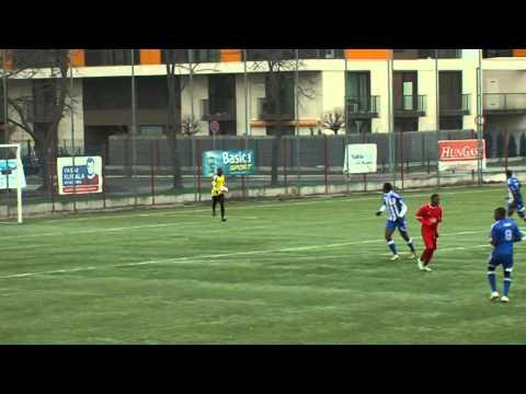 SUNSHINE STARS F.C.(NIGERIA) - INTER CDF(HUN)