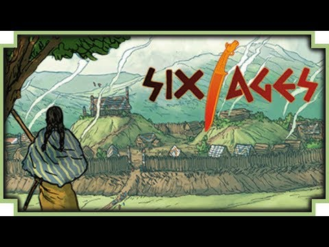 Six Ages - (Tribe Building / Management Game)
