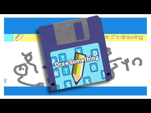 If DrawSomething were an old pc game...