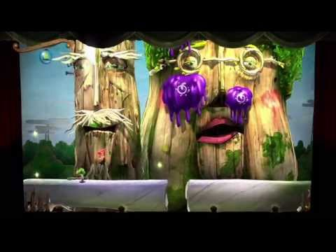 Puppeteer (PS3) - Act 2 Curtain 2 - HD Gameplay (No commentary)