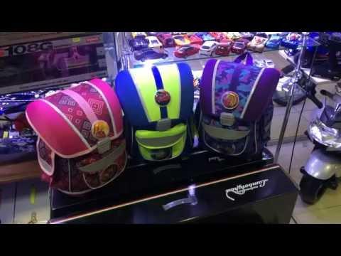 Как выбрать ранец для первоклассника с ортопедической спинкой