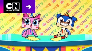 Shows de noticias, carreras de héroes, ¡y mucho más! | Lo que viene | Cartoon Network
