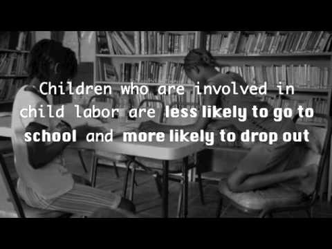 Child Trafficking and Child Labor