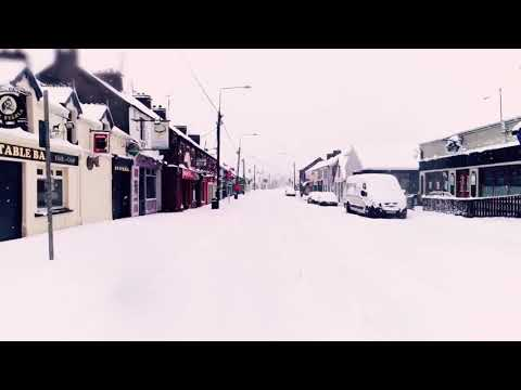 Storm Emma 2-3-18 carrigaline and crosshaven