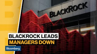 BlackRock Leads the Way Down in Asset-Manager Stock Selloff