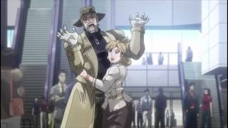 Joseph Joestar (English Dub)