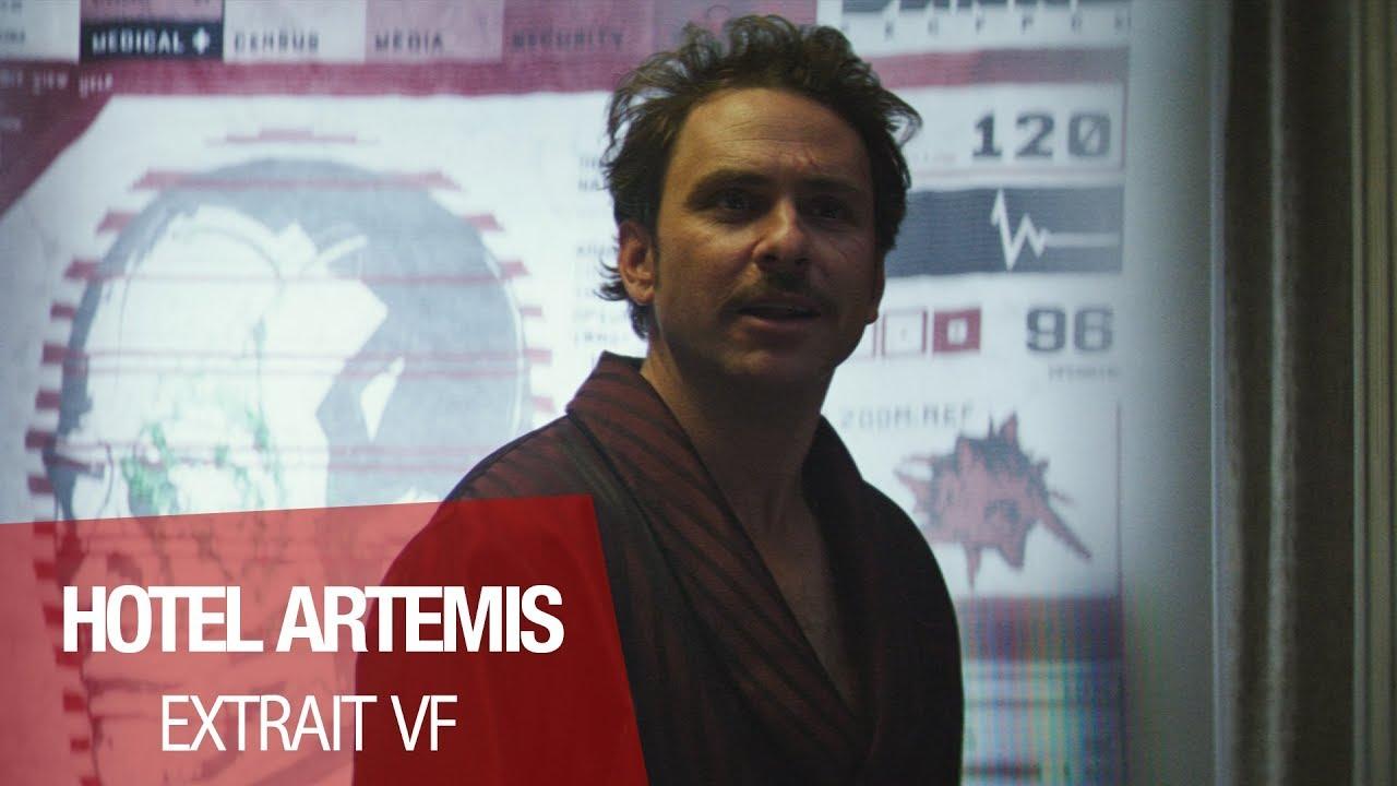 "HOTEL ARTEMIS - Extrait ""Hakuna Matata"" VF"