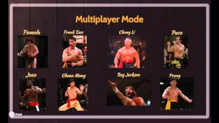Bloodsport The Video Game