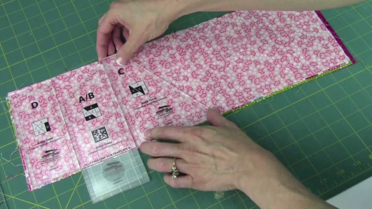 scrap crazy ruler templates by creative grid