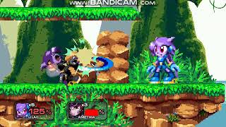 Gambar cover SSF2 Freedom Planet Smash-Up: Custom Lilac (by Lexter)