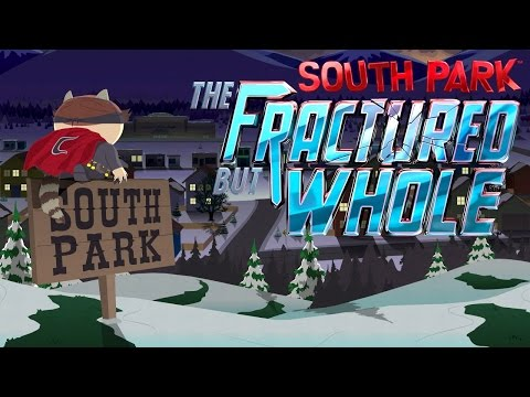 South Park: The Fractured But Whole — почти как полнометражка «Южного парка»!