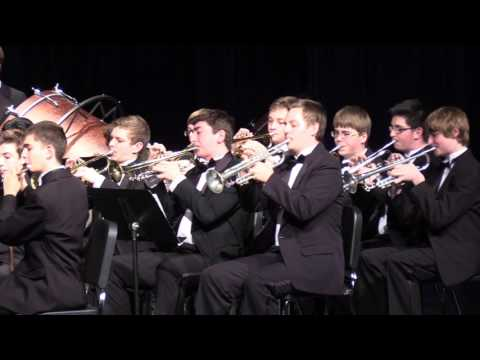 Lindbergh High School-Freshman Band-Night of Bands 2017