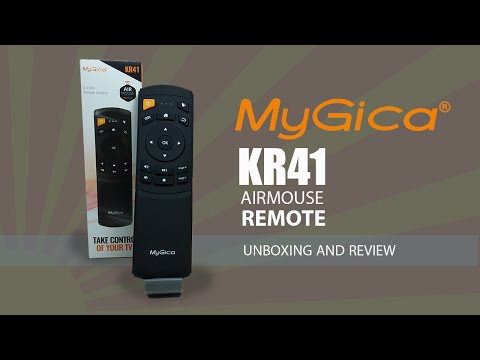 MyGica KR41 Air Mouse Review