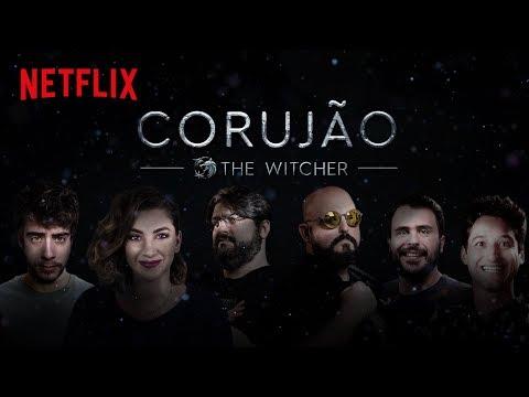 CORUJÃO THE WITCHER | Live até a estreia às 5 da manhã | Netflix Brasil