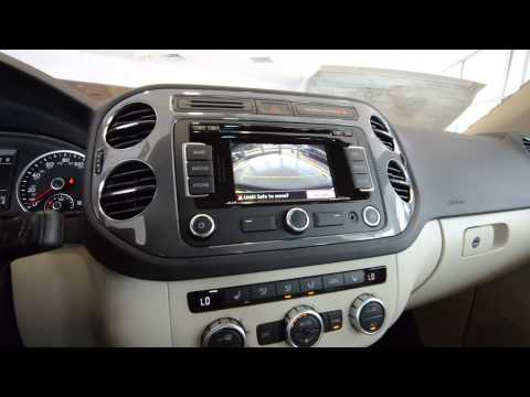 2014 Volkswagen Tiguan SEL 4MOTION AWD New Car at Trend Motors VW in Rockaway, NJ Morris County