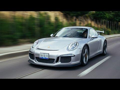 Porsche 911 GT3 2014 a pueba