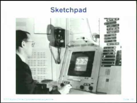 Kyoto Prize Symposium 2013 - Ivan Sutherland