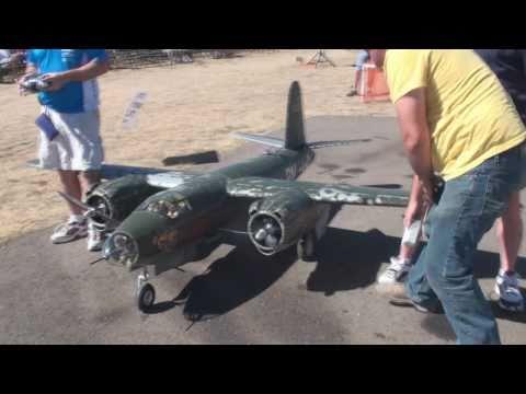 Fighteraces B26 Marauder