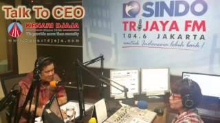 Talk SINDO Trijaya FM - Handle pintu, Engsel, Cylinder, Badan Kunci, Gembok, Kunci Pintu Berkualitas