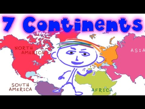 Geography Explorer: Continents - Interesting and Educational Videos for Kids