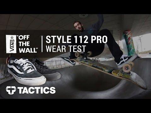 vans style 112 pro review
