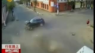 路口无信号灯,车辆相遇就是撞,一年事故好几起