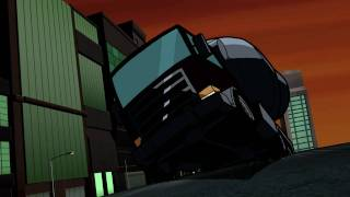 "BATMAN: THE BRAVE & THE BOLD ""Long Arm of the Law"" Cartoon Clip 2"