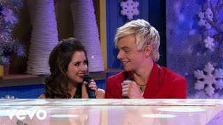 Смотреть клип Ross Lynch, Laura Marano - I Love Christmas
