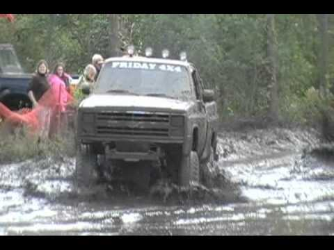 P~2 Fridays4x4 MUD BOG Oct 2nd 2010 Off Road fun