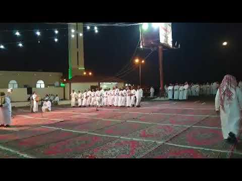 مشاركة قبيلة الطحاحين في زواج زاهر أحمد الشهري