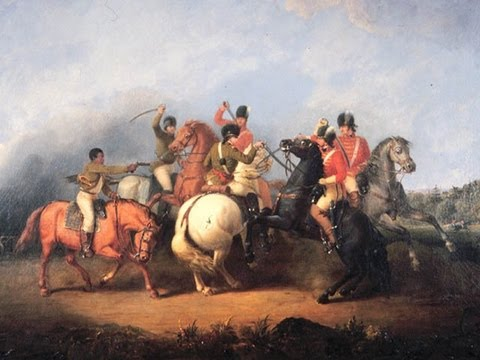 Miracle of the Three Rivers. The Battle of Cowpens