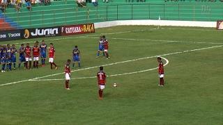 Goianão 2017 - Iporá 0x1 Atlético