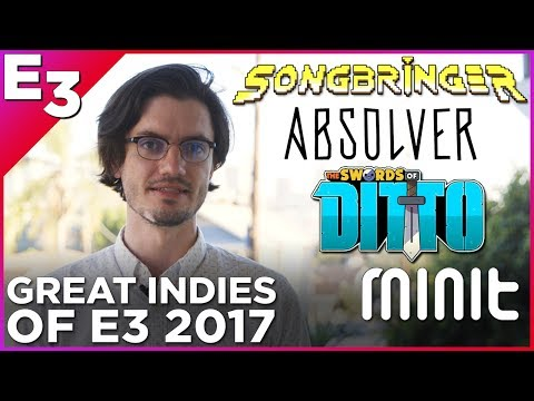 E3 Indie Games You SHOULD Be Paying Attention to! —Polygon @ E3 2017