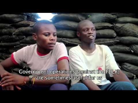 Congo: Inside Kimua, village of fear