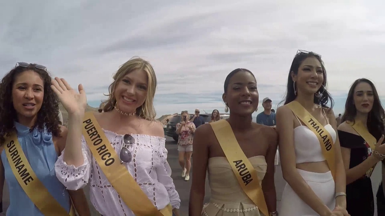 Download Activities at Red Rock Las Vegas - Miss Grand International 2016
