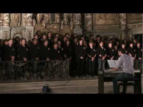 Les C4 - Une chanson pour toi - D. Faricier - Chorale