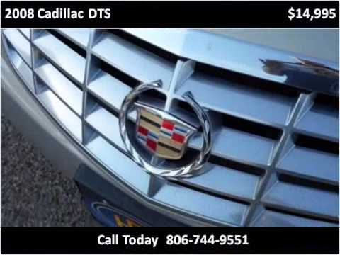 2008 Cadillac Dts Used Cars Lubbock Tx Youtube