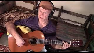 Foggy Foggy Dew - English Folk Song Played as Guitar Solo