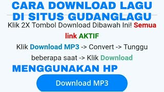 Download Cara Download Lagu dari Hp