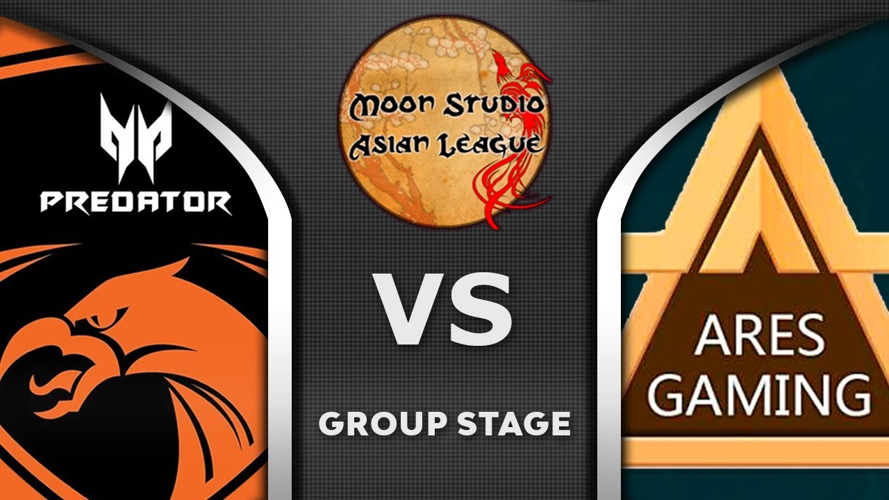 TNC vs ARES - SEA vs CHINA - Moon Studio Asian League 2020 Highlights Dota 2