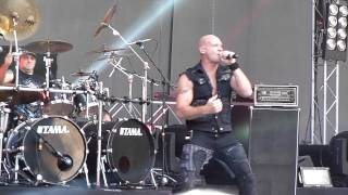 Primal Fear - Final Embrace (Zeleniy Theater, Moscow, Russia, 29.08.2015)