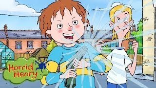 Horrid Henry - Water Fight | Videos For Kids | Horrid Henry compilation mix | HFFE