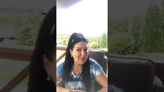 Татьяна Африкантова прямой эфир инстаграм 28 07 2019