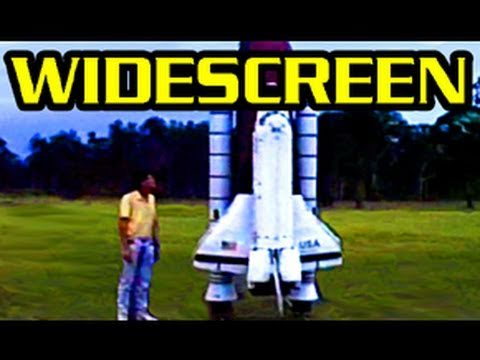 NASA Backyard Rockets Widescreen