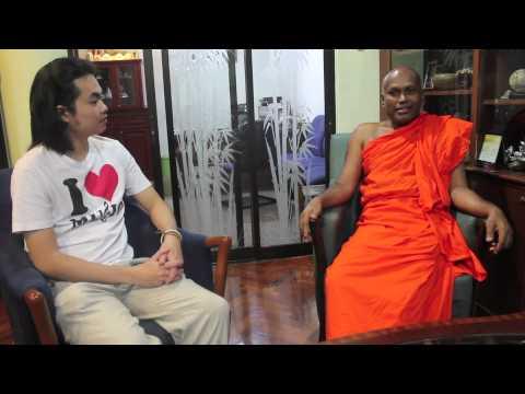 Theravada Monk