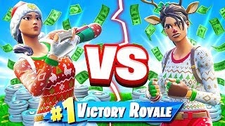 BETTING 100,000 VBUCKS *NEW* Game Mode in Fortnite Battle Royale
