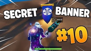 Season 8 Week 10 Secret Banner Location Guide (Discovery Challenges) - Fortnite Battle Royale