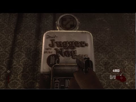 BO2 Zombies: Fastest way to get Juggernog in TranZit! Green Run  Black Ops 2 How to